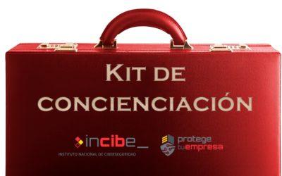 Kit de concienciación para mejorar la ciberseguridad